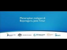 Embedded thumbnail for Menerapkan MELAYANI di Bojonegoro Jawa Timur